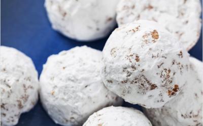 Italian Butter Ball Cookies